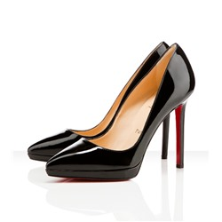 Размер 39. Christian Louboutin Pigalle Plato
