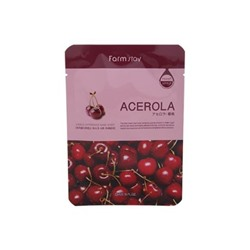 Farmstay Visible Difference Mask Sheet Acerola - 10ea