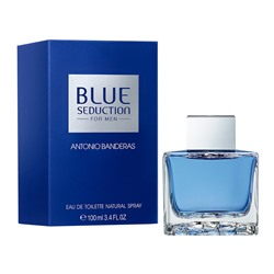 Antonio Banderas Blue Seduction For Men M 100ml