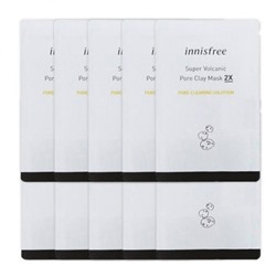 Innisfree Super Volcanic Pore Clay mask 2X(3ml*10ea)