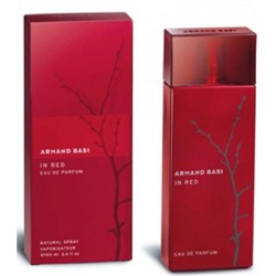 Armand Basi In Red edp (красные) W 100ml