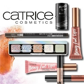 Бьюти-буфет Essence, Catrice, Sleek MakeUp, Makeup Revolution